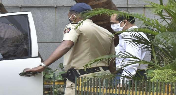 sachin vaze case,sachin vaze case hearing, NIA, Sachin Vaze UAPA,antilia bomb scare case