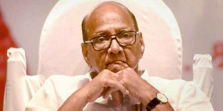 NCP chief Sharad Pawar rushed to Mumbai's Breach Candy