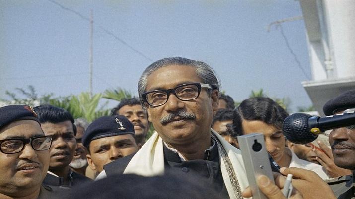 Gandhi Peace Prize 2020, Sheikh Mujibur Rahman