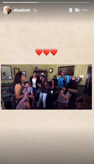 India Tv - Kapoor & Sons turns 5: Alia Bhatt, Sidharth Malhotra treat fans with BTS moments