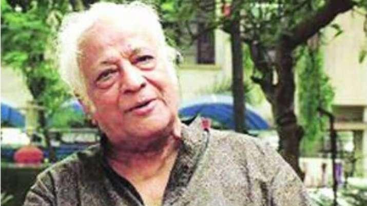 Veteran Marathi actor Shrikant Moghe dies at 91