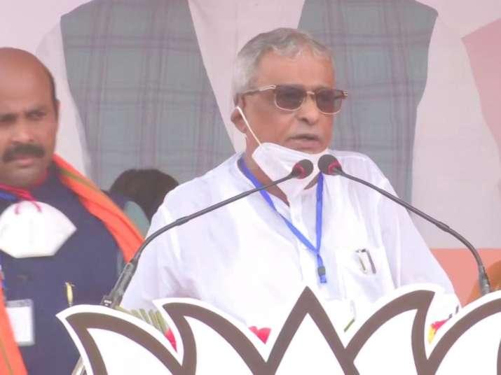TMC MP Sisir Adhikari