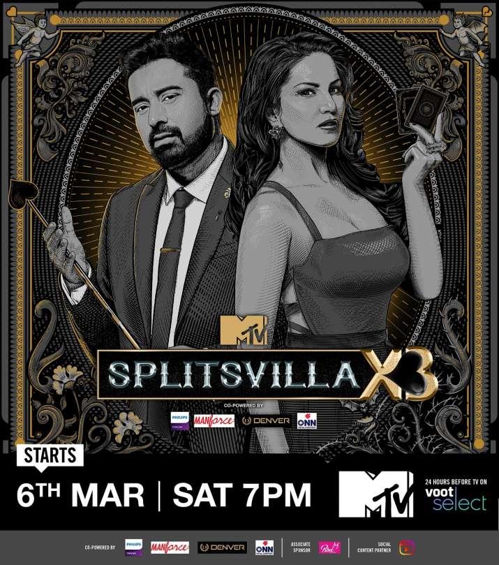India Tv - Splitsvilla 13 poster