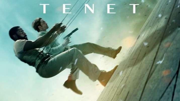 Poster of Tenet