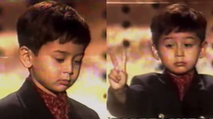 Tiger Shroff calls for World Peace in THIS throwback video   WATCH