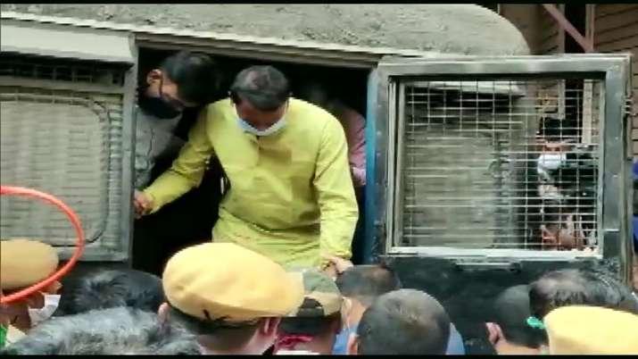 A court in Kolkata sends TMC leader Chhatradhar Mahato to