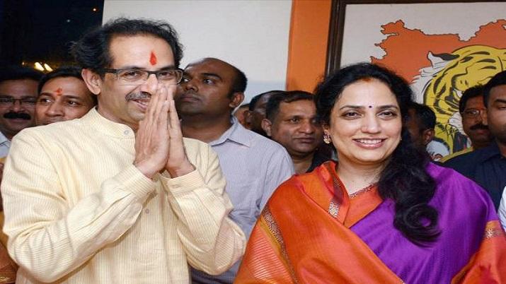 Rashmi Thackeray covid19 positive, Rashmi Thackeray coronavirus, Uddhav Thackeray, Saamana, Rashmi T