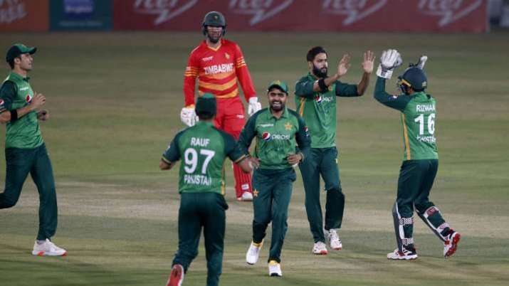 Pakistan will fly out to Harare from Johannesburg on Apr.