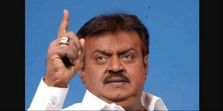Tamil Nadu polls: Vijayakanth-led DMDK walks out of