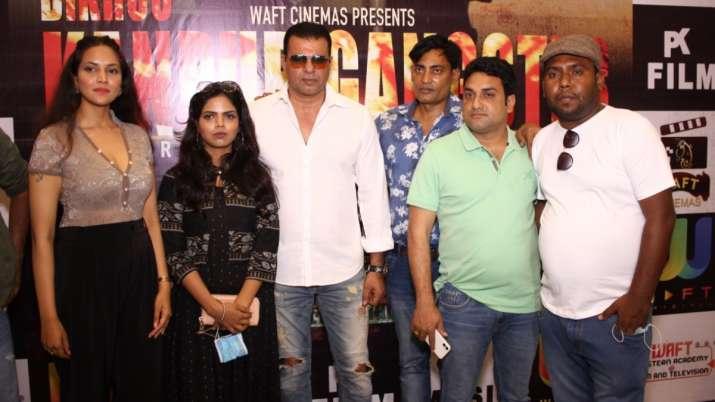 Nimai Bali on trailer launch of Bikroo Kanpur Gangster: When I read the script I felt like I am this