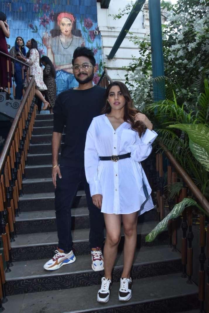 India Tv - Jaan Kumar Sanu and Nikki Tamboli
