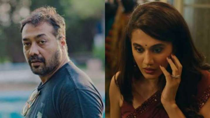 Income Tax raid at Taapsee Pannu, Anurag Kashyap and Vikas Bahl's residence