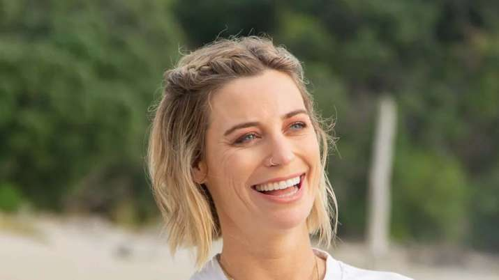 New Zealand singer Gin Wigmore