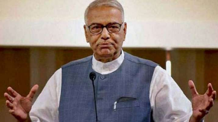 Bengal Polls 2021: Ex-BJP leader Yashwant Sinha joins TMC