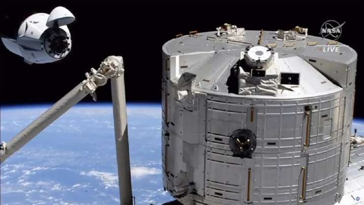 China prepares space station core module launch