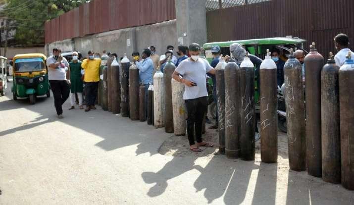 delhi oxygen crisis