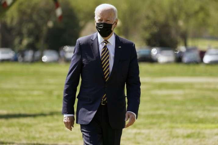 US President Joe Biden moving vaccine eligibility date to