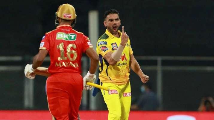 IPL 2021 | Mayank Agarwal's dismissal was 'dream ball' for any bowler: Deepak Chahar
