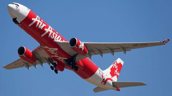 AirAsia announces free rescheduling of bookings till May 15