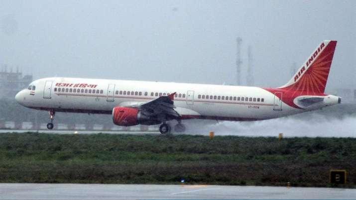 air india flight, new delhi to london flight