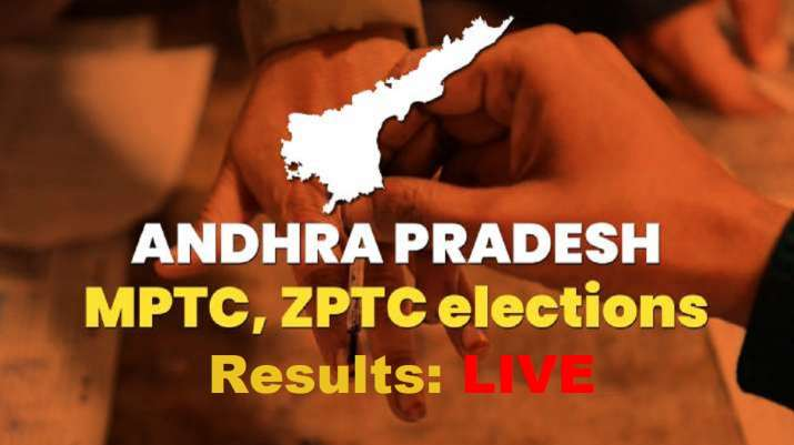 Andhra Pradesh MPTC, ZPTC Election Results LIVE: Counting