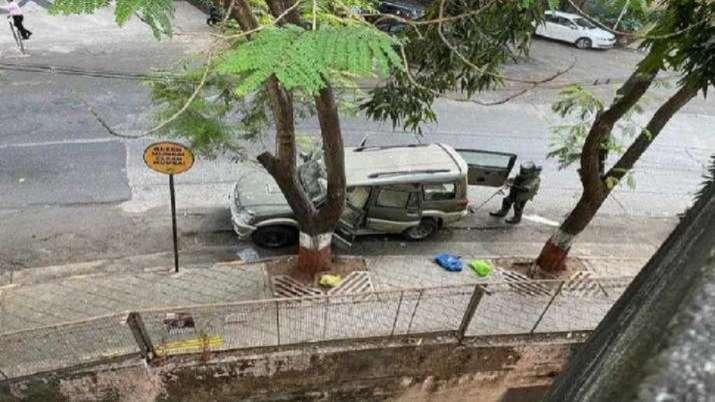 NIA, Ambani bomb scare, Antilia bomb scare
