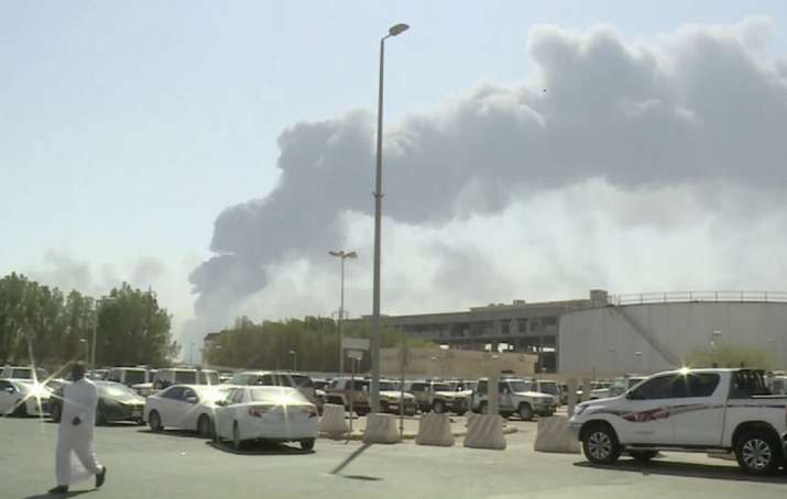 Houthis launch drone attacks at Saudi airport, airbase