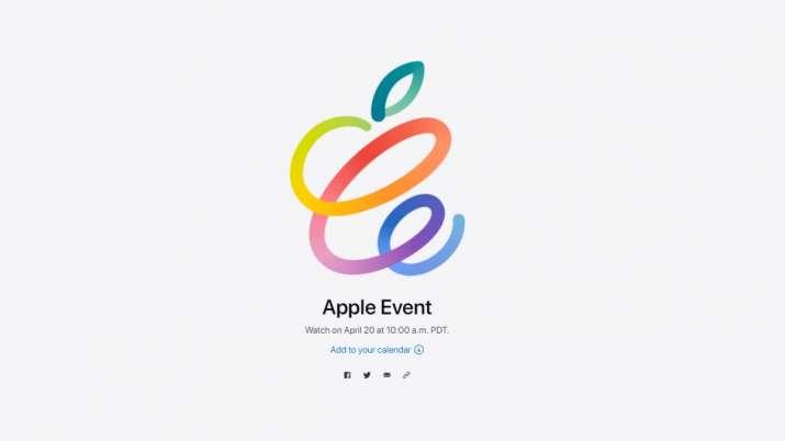 apple, apple event