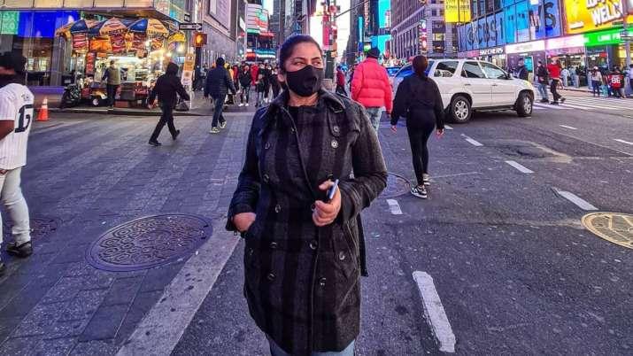 Archana Puran Singh holidays in New York, says 'Madh to Manhattan'