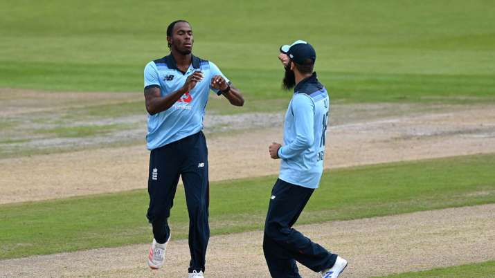 Jofra Archer and Moeen Ali