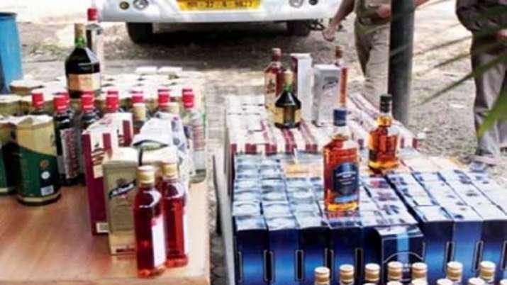 Agra, UP, illicit liquor, illicit liquor seizure, Shamsabad block, Agra crime, Arms Act, Excise Act,