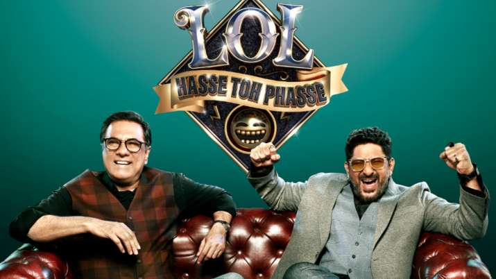 Boman Irani on Arshad Warsi: All my excitement for 'LOL Hasse Toh Phasse' came to a halt when I saw