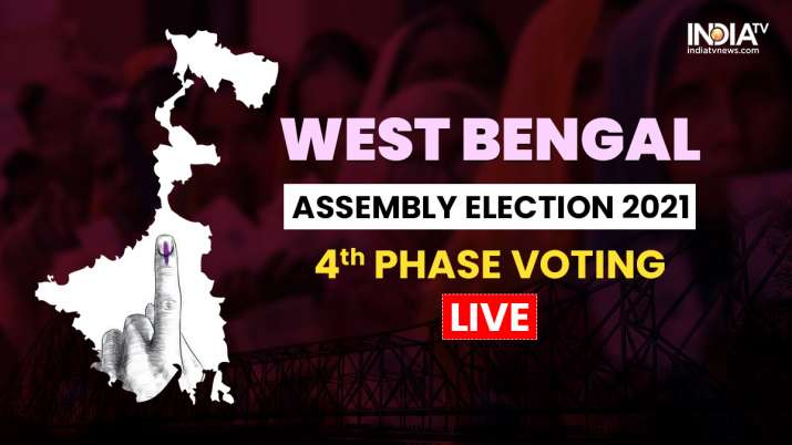 West Bengal elections 2021 LIVE: Phase 4 polling in 44