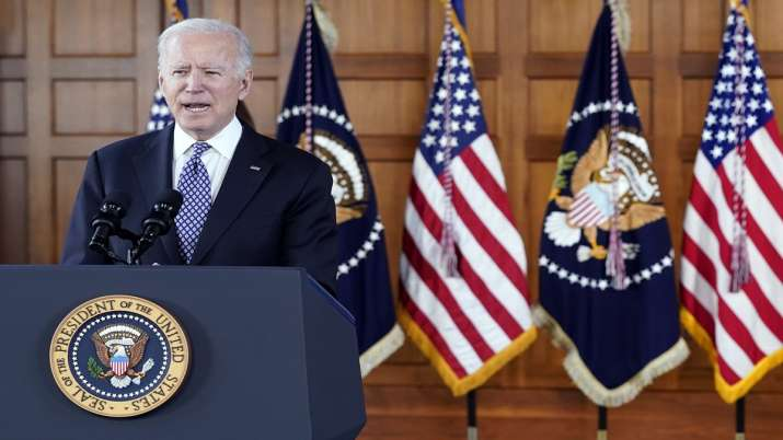 Biden makes all adults eligible for COVID vaccine on April 19
