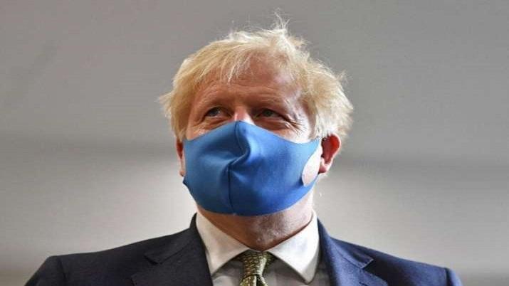 UK PM Boris Johnson to shorten India trip due to pandemic