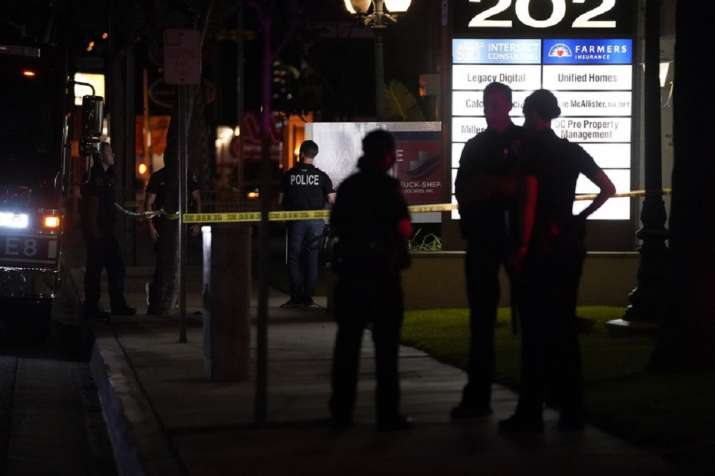 California office building shooting kills 4, including child