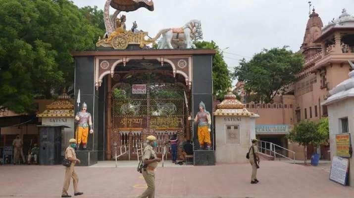 mathura temples coronavirus guidelines