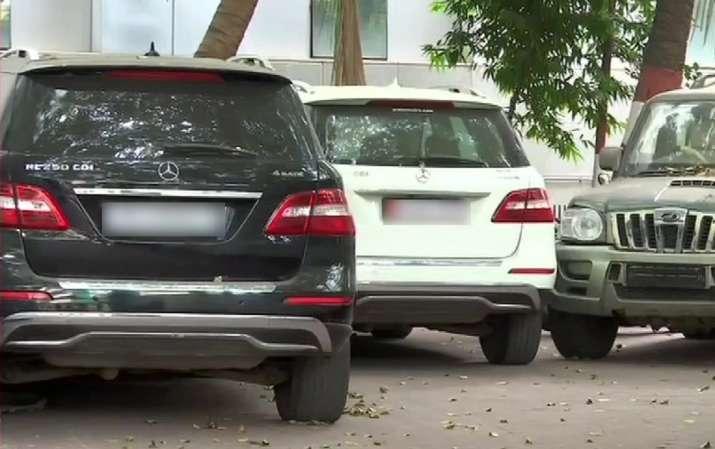 Mumbai SUV case: NIA seizes another Mercedes car