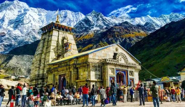 Uttarakhand government suspends Char Dham Yatra   India News – India TV
