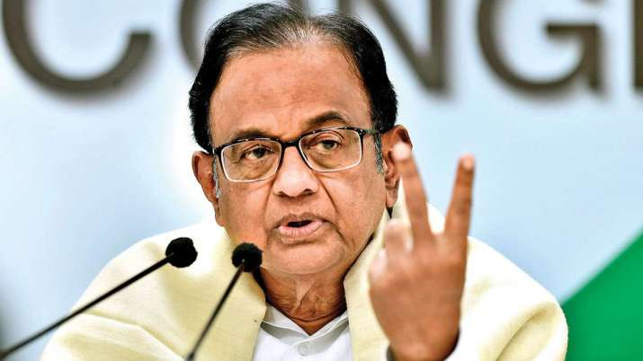 p chidambaram, inx media case