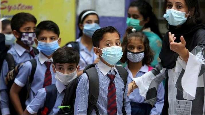 covid19 in children, sars-cov-2, coronavirus cases in children, Children less infectious with covid