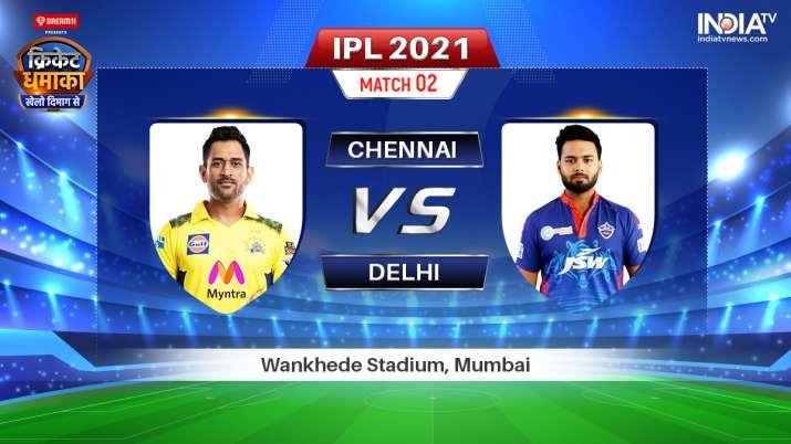 CSK vs DC Live IPL 2021 Match: Watch Chennai Super Kings vs Delhi Capitals Live Online on Hotstar