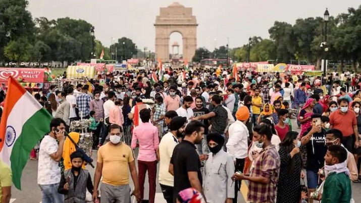 4th wave of COVID-19 pandemic in Delhi, micro-containment