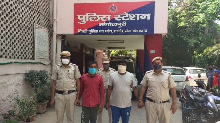 Accused confesses to crime after Delhi Police said their