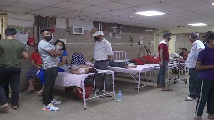 Over 500 fall ill in Delhi after consuming food prepared with 'kuttu atta'