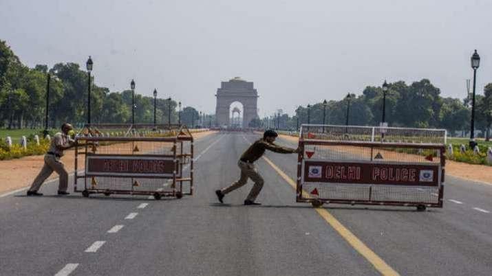 delhi weekend lockdown, delhi weekend curfew, lockdown in delhi