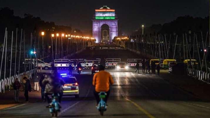 delhi night curfew, delhi night curfew rule