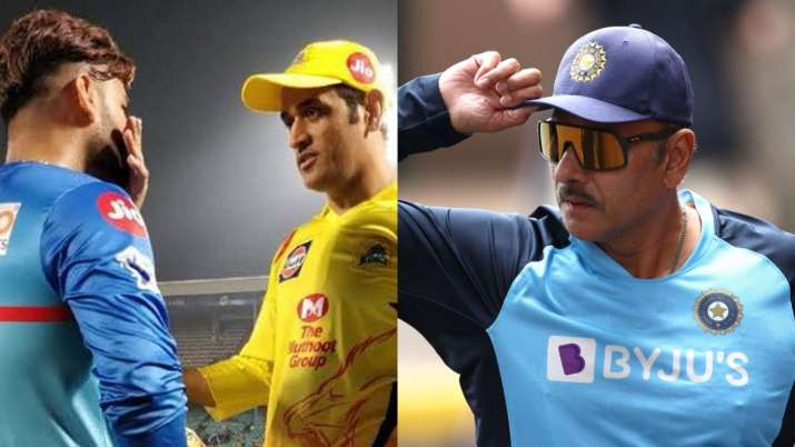 IPL 2021 | 'Guru vs Chela': Ravi Shastri's hilarious message for fans ahead of Dhoni-Pant battle