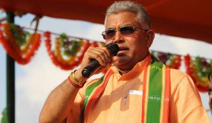dilip ghosh, dilip ghosh banned from campaigning, dilip ghosh news,election commission bans dilip gh