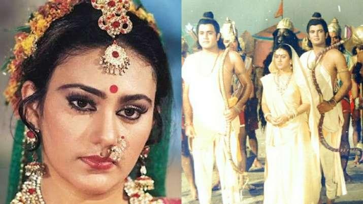 Ramayan's Lakshman aka Sunil Lahri wishes Sita aka Dipika Chikhlia on birthday with throwback photos